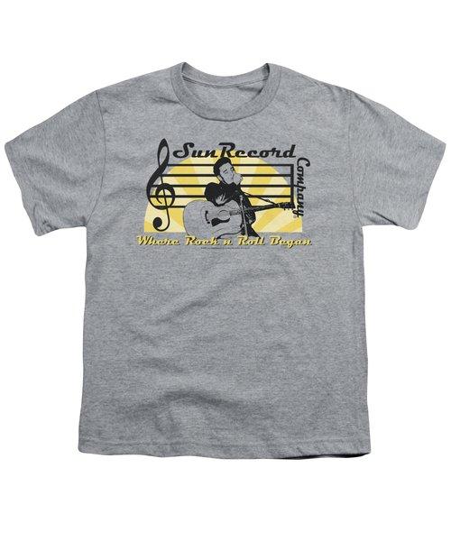 Sun - Sun Record Company Youth T-Shirt