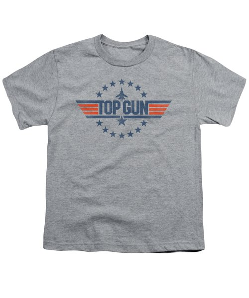 Top Gun - Star Logo Youth T-Shirt