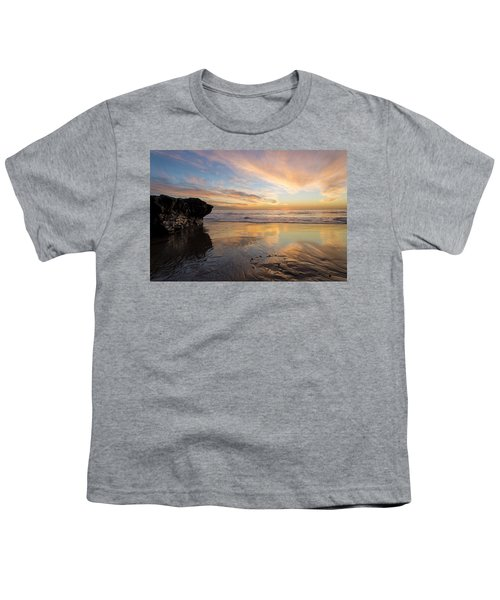 Warm Glow Of Memory Youth T-Shirt by Alex Lapidus