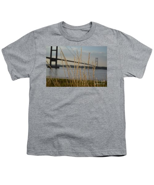 Wasting Time By The Humber Youth T-Shirt