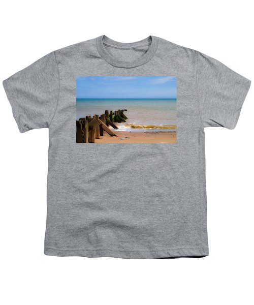 Withernsea Groynes Youth T-Shirt