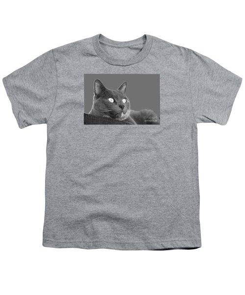 Youth T-Shirt featuring the photograph The Eyes Have It by Nareeta Martin