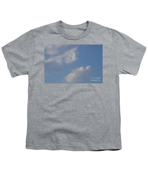 Clouds 13 Youth T-Shirt by Rod Ismay