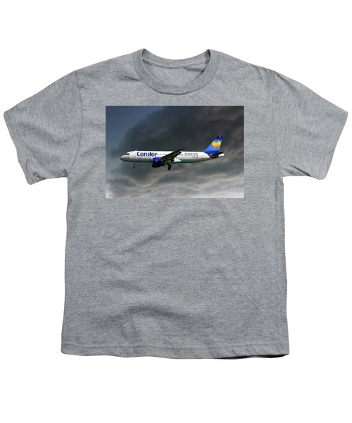 Condor Airbus A320-212 Youth T-Shirt