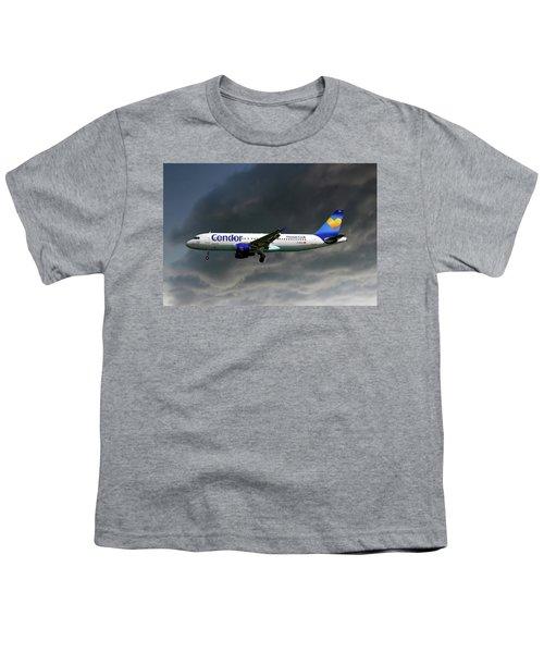 Condor Airbus A320-212 Youth T-Shirt