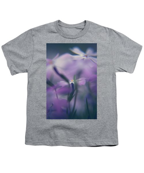 Creeping Phlox Youth T-Shirt
