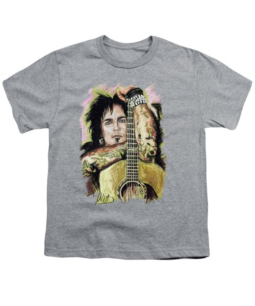 Nikki Sixx Youth T-Shirt