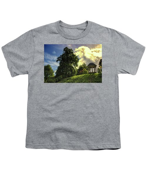 Petworth House Youth T-Shirt by Martin Newman