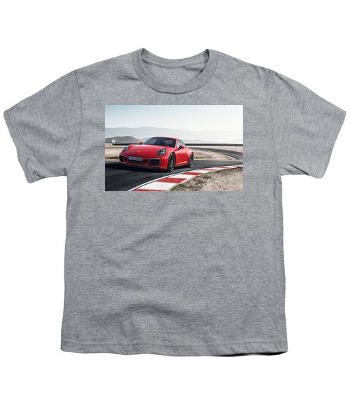 Porsche 911 Carrera Youth T-Shirt