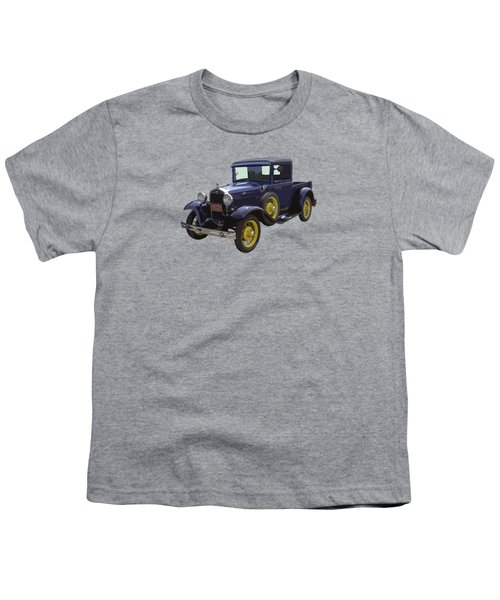 1930 - Model A Ford - Pickup Truck Youth T-Shirt