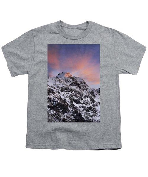 Bidean Nam Bian - Glen Coe Youth T-Shirt