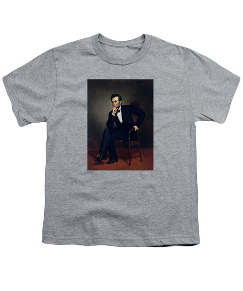 President Abraham Lincoln Youth T-Shirt