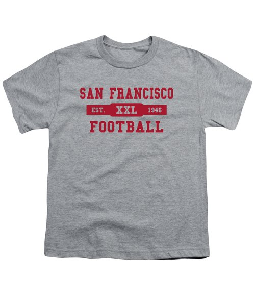 49ers Retro Shirt Youth T-Shirt