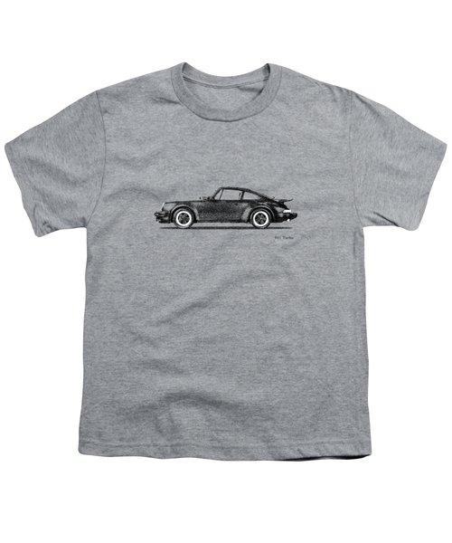 911 Turbo Youth T-Shirt by Mark Rogan