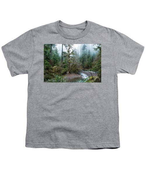 A Creek Runs Through It Youth T-Shirt