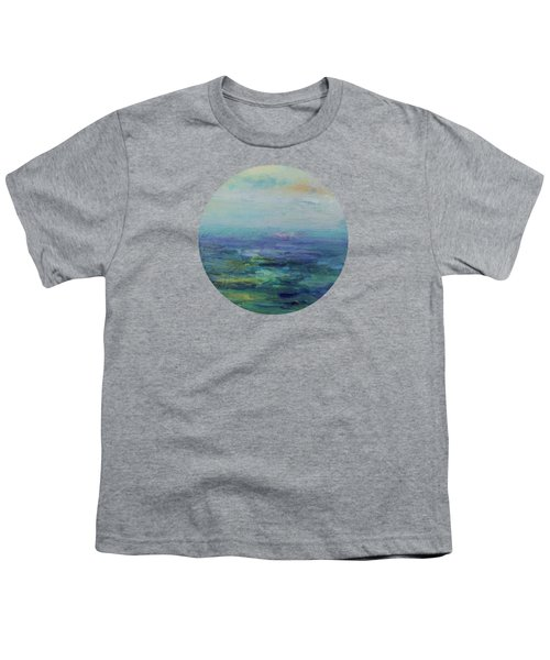 A Place For Peace Youth T-Shirt by Mary Wolf