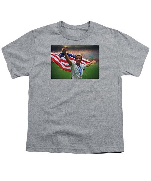 Abby Wambach Us Soccer Youth T-Shirt