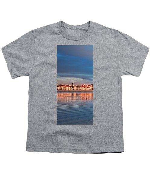 Afloat Panel 1 16x7.25 Youth T-Shirt