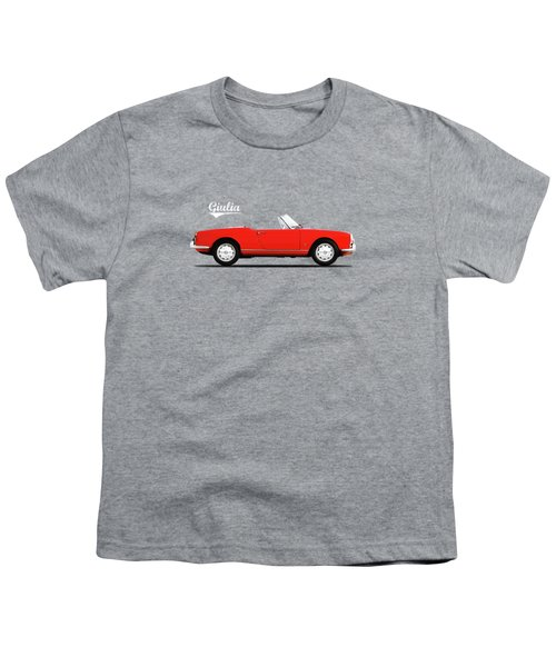 Alfa Giulia Spider 1964 Youth T-Shirt