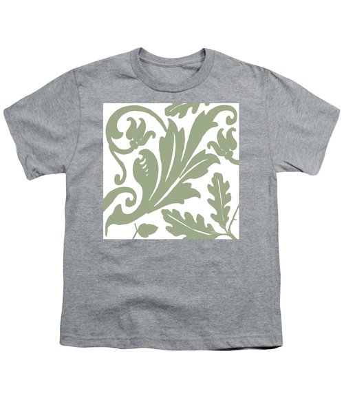Arielle Olive Youth T-Shirt by Mindy Sommers