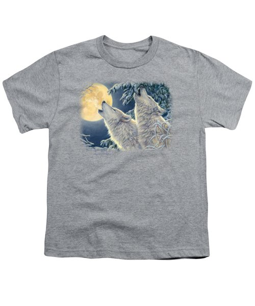 Moonlight Youth T-Shirt by Lucie Bilodeau