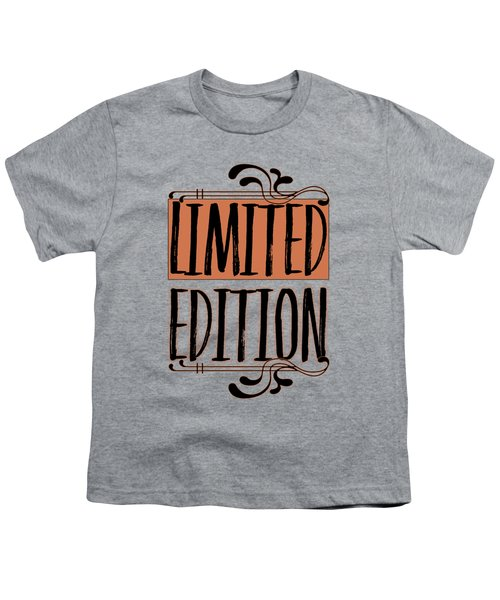 Limited Edition Youth T-Shirt by Melanie Viola