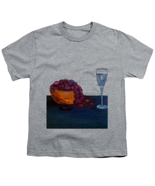 Grapes And Water Youth T-Shirt