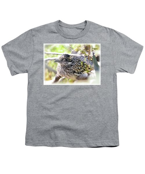 Baby Roadrunner  Youth T-Shirt by Saija Lehtonen
