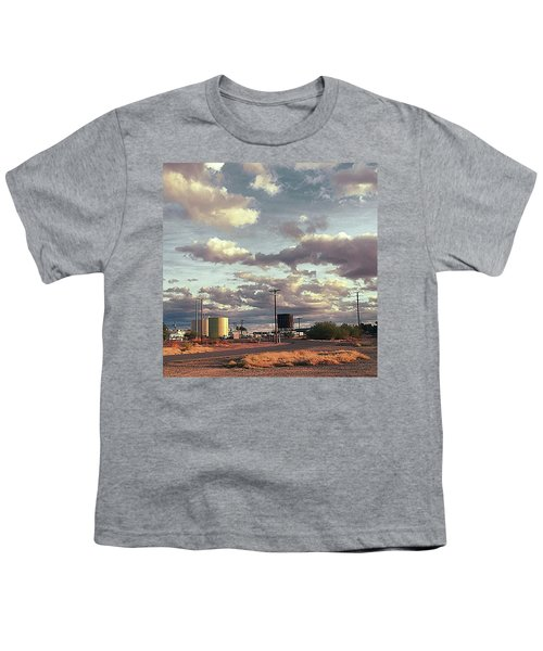 Back Side Of Water Tower, Arizona. Youth T-Shirt