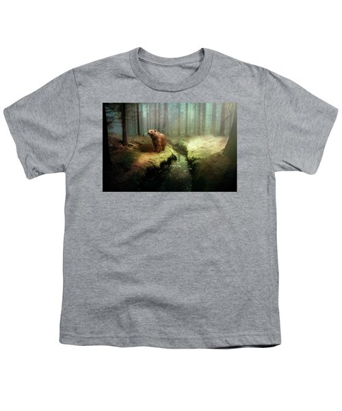 Bear Mountain Fantasy Youth T-Shirt