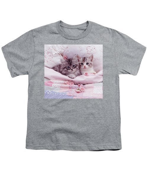 Bedtime Kitties Youth T-Shirt