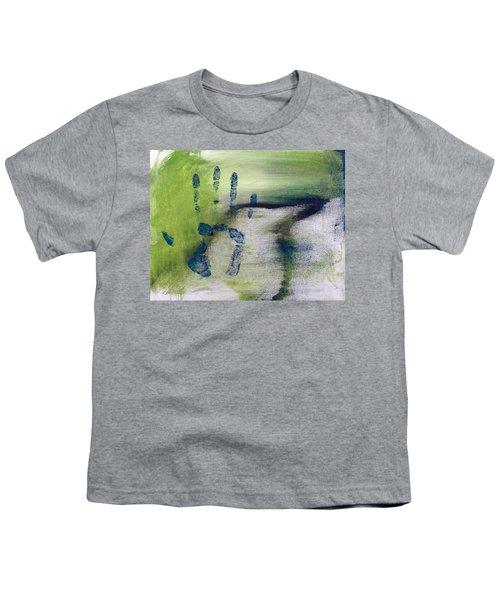 Black Bird Youth T-Shirt by Annie Walczyk