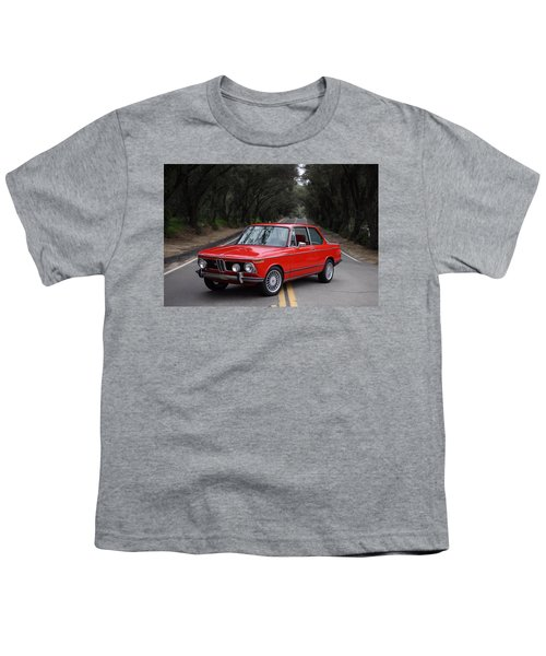 Bmw 02 Series Youth T-Shirt
