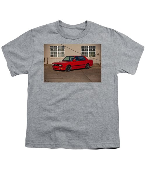 Bmw 5 Series Youth T-Shirt