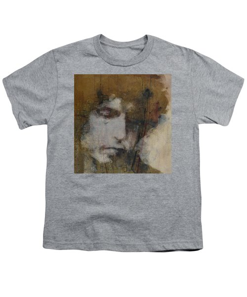 Bob Dylan - The Times They Are A Changin' Youth T-Shirt