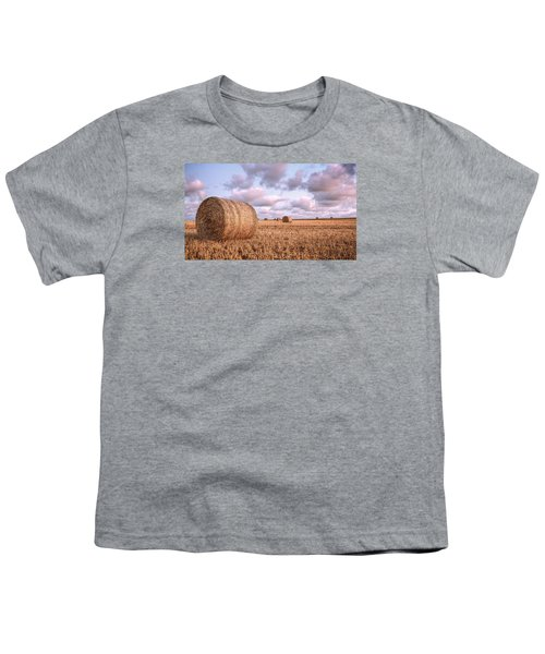 Bundy Hay Bales #1 Youth T-Shirt