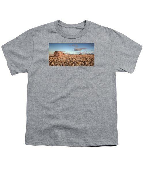 Bundy Hay Bales #6 Youth T-Shirt