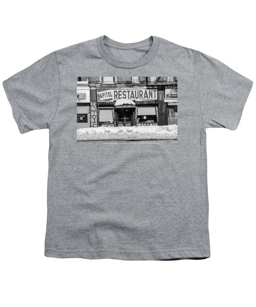 Capitol Restaurant Youth T-Shirt