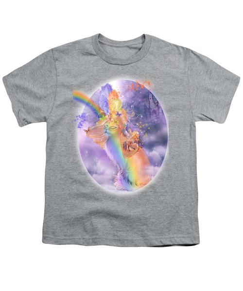 Cat In The Dreaming Hat Youth T-Shirt