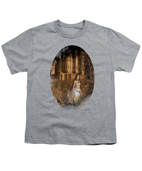 Centaur Castle Youth T-Shirt