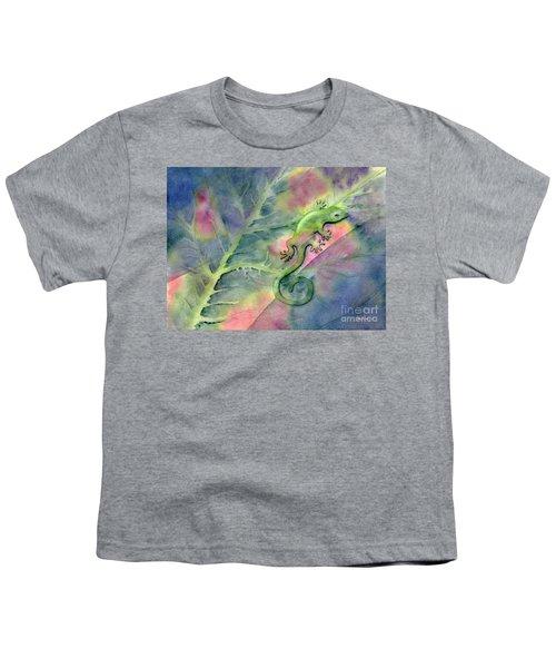 Chameleon Youth T-Shirt by Amy Kirkpatrick