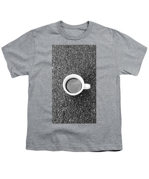 Coffe On The Go Part 2 Youth T-Shirt