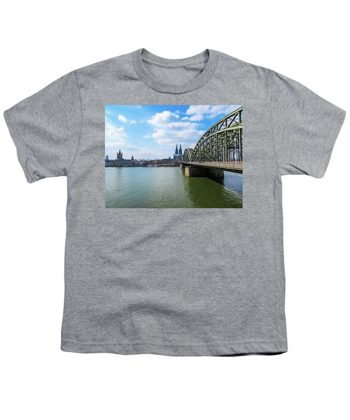 Cologne Youth T-Shirt by Cesar Vieira