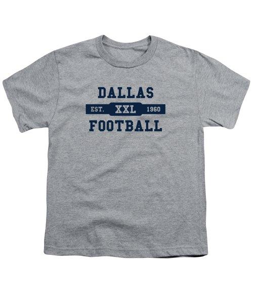 Cowboys Retro Shirt Youth T-Shirt by Joe Hamilton