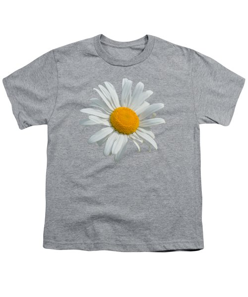 Daisy Youth T-Shirt by Scott Carruthers