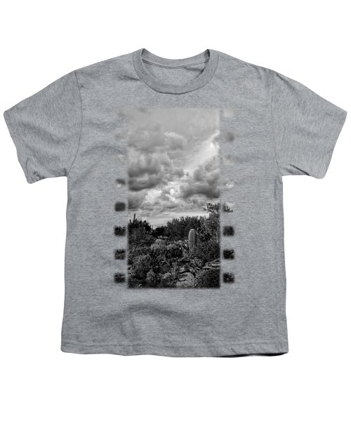 Desert In Clouds V15 Youth T-Shirt by Mark Myhaver