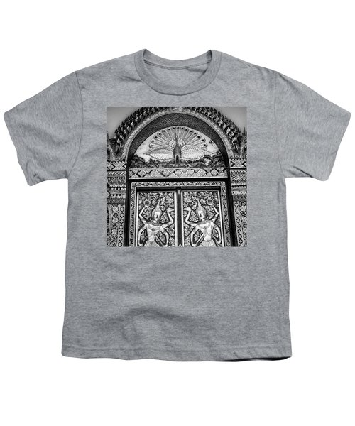 Detail On The Doors Youth T-Shirt