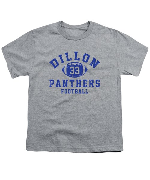 Dillon Panthers Football 2 Youth T-Shirt