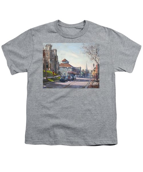 Downtown Georgetown On Youth T-Shirt