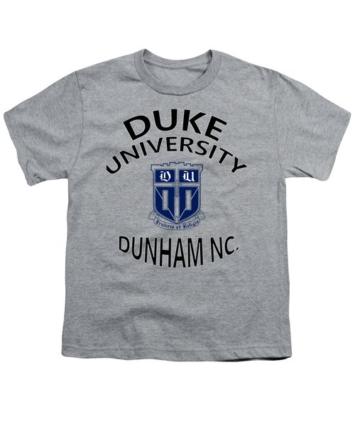 Duke University Dunham N C  Youth T-Shirt